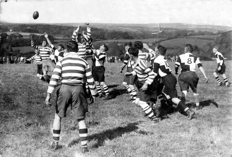 Newlyn RFC, 1938